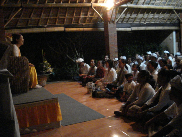 June 4 2012 in ambarashram, Ubud, Gianyar, Bali